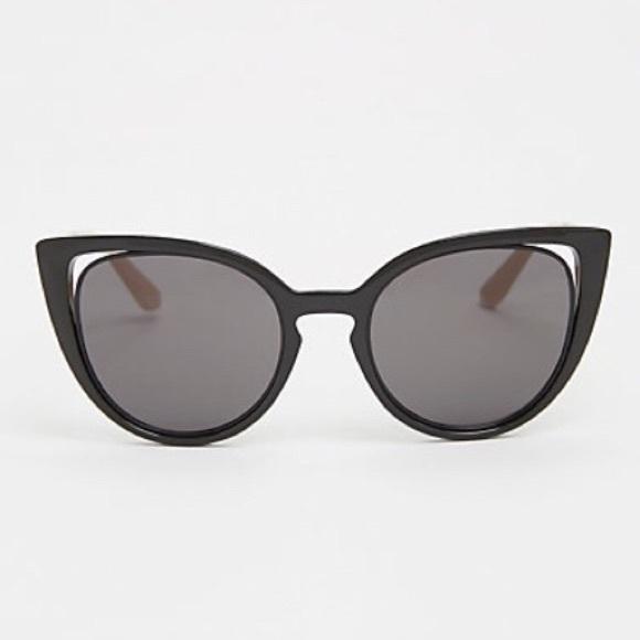 679c2a742eb4a 💌FREE SHIPPING Torrid cutout cateye sunglasses